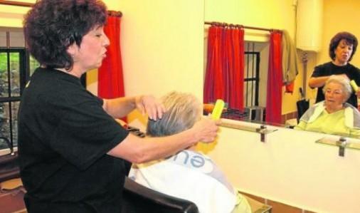 peluqueria en casa