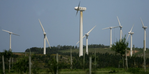 Uruguay energia eolica